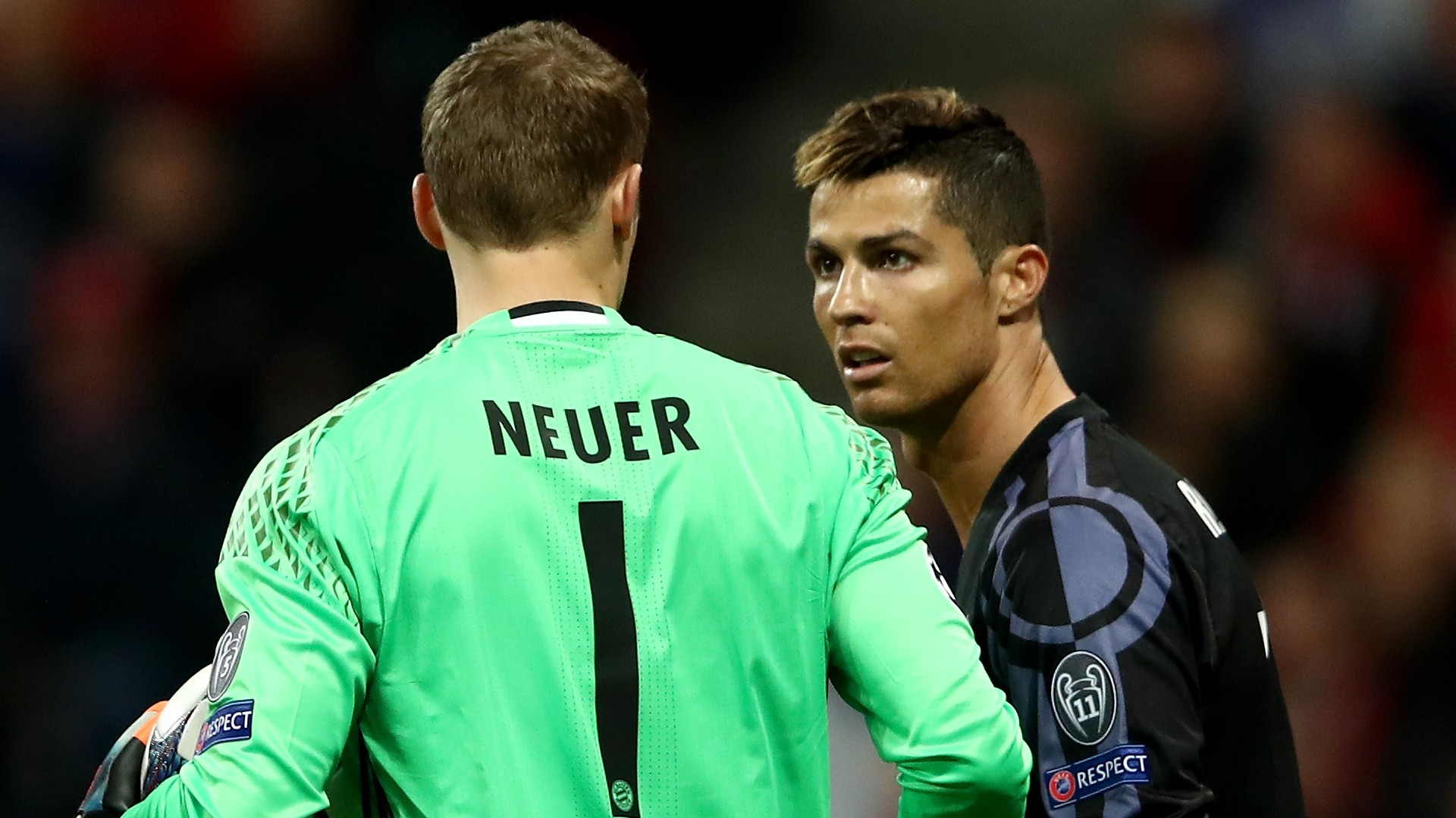 Ronaldo holds no fear for Neuer as Bayern Munich goalkeeper embraces 'special challenge'