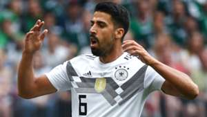 Sami Khedira Deutschland Germany Mexico WC 2018