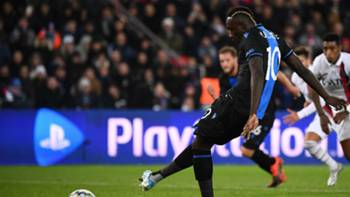 Mbaye Diagne PSG Club Brugge 11/06/19