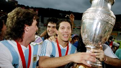 Simeone Copa America