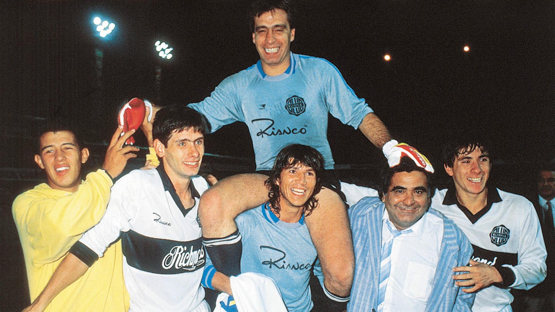 Olimpia Copa Libertadores 1990