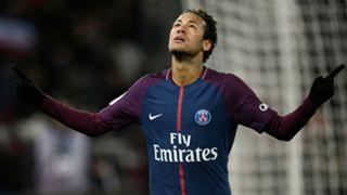 Neymar PSG Dijon Ligue 1 17012018