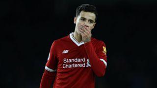 Philippe Coutinho, Liverpool 17/18