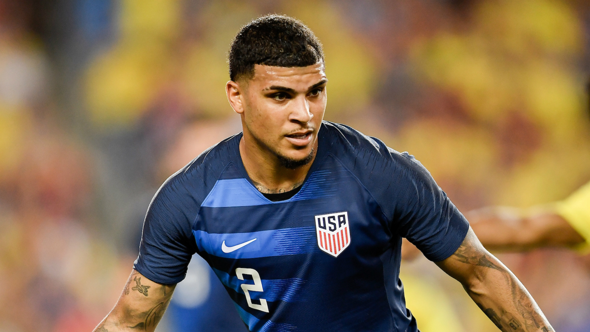 'It's kind of a sh*t show right now' - USMNT star Yedlin hopes protests can change 'embarrassing' United States