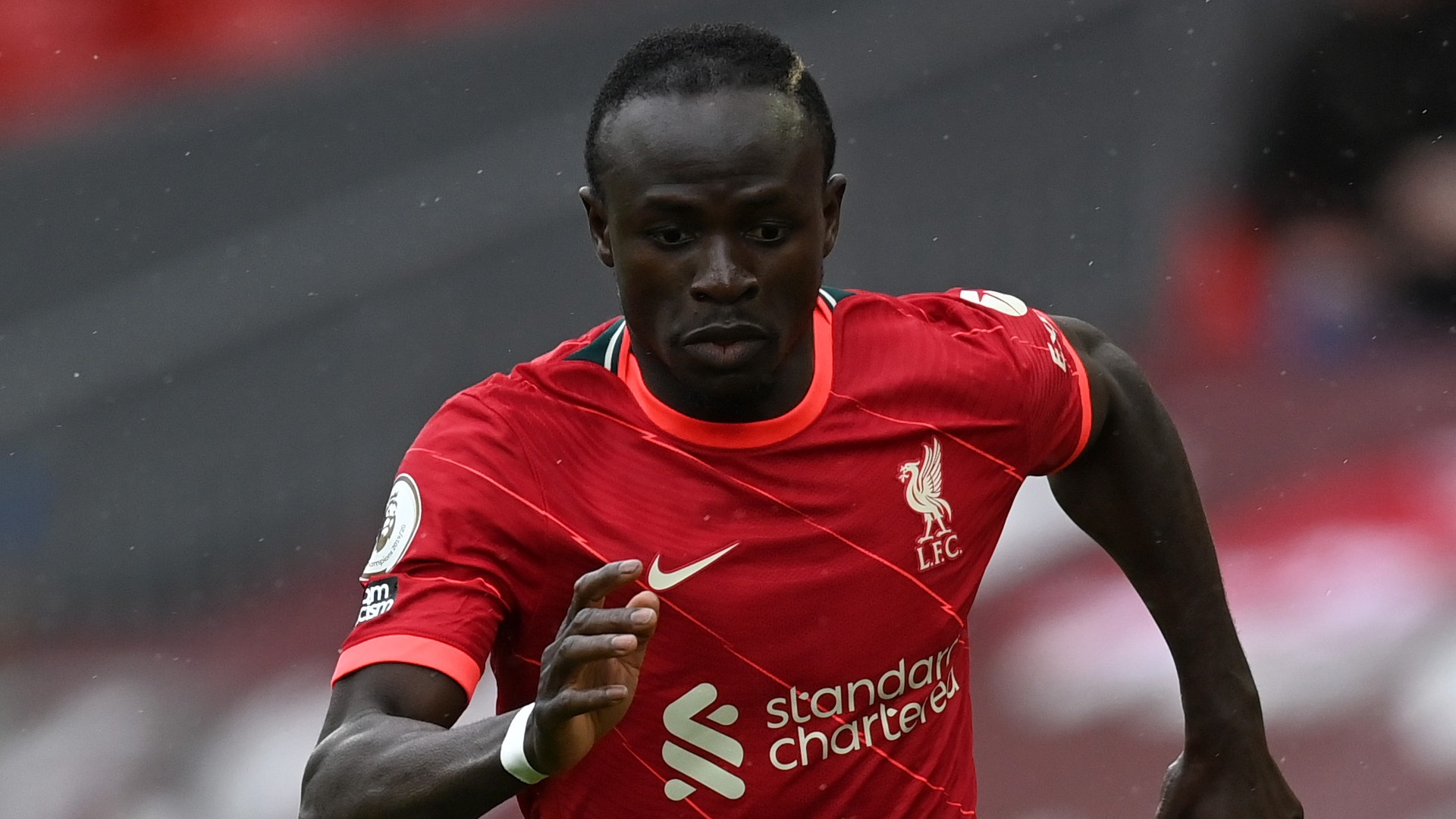 'Celebrating with Liverpool teammates not enough' – Mane