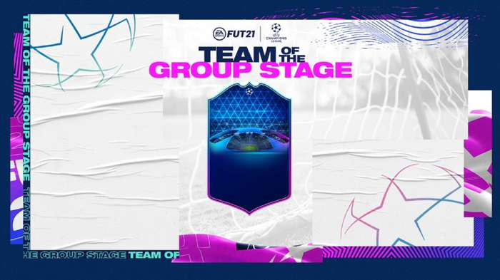 FIFA 21 Team of the Group Stage