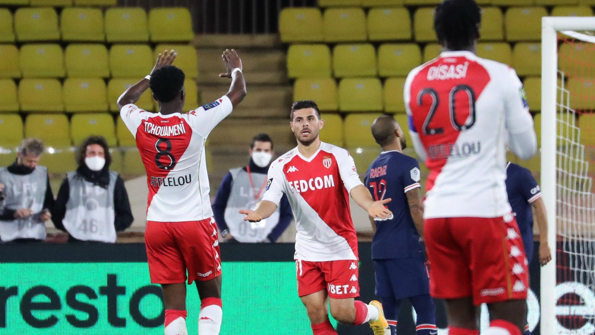 Tchouameni ends Ligue 1 wait as Diatta's AS Monaco defeat Olympique Marseille