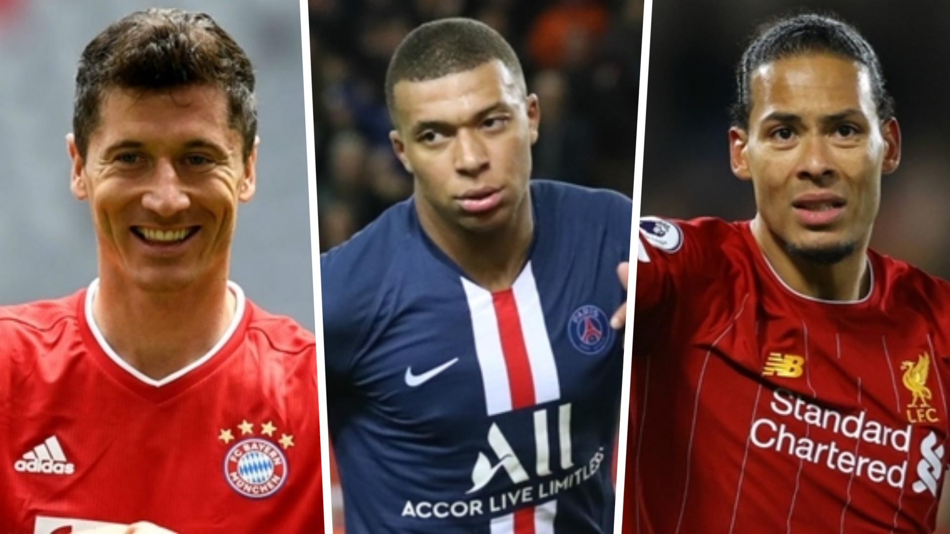 Manchester City should spend £700m Messi money on Lewandowski, Van Dijk and Mbappe, claims Mills