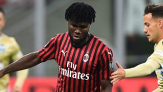 Franck Kessie AC Milan 2019-20
