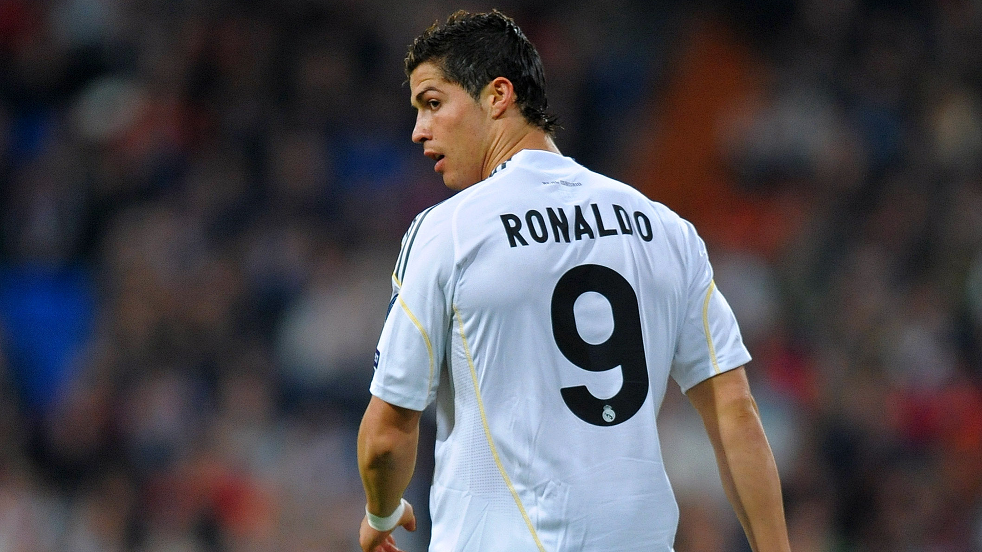 "Image result for ronaldo Madrid jersey number"""