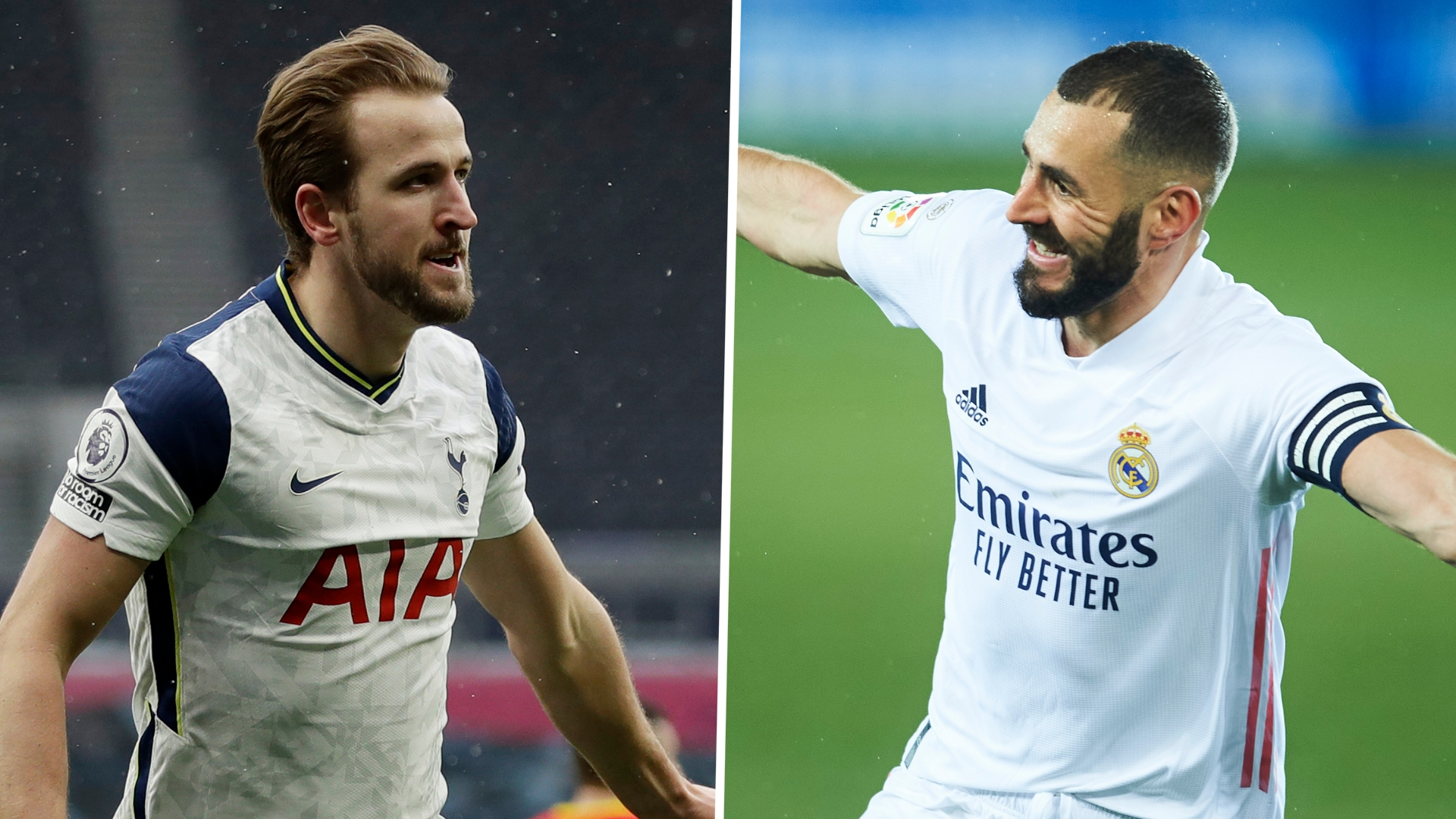 Mourinho sees Kane emulating Real Madrid star Benzema in 'nine-a-half' role at Tottenham