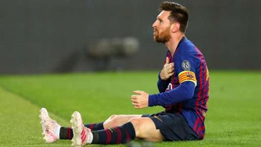 Barcelona confirm Messi departure after contract talks break down   Goal.com