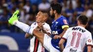 Paolo Guerrero Leo Cruzeiro Flamengo Brasileirao Serie A 16072017