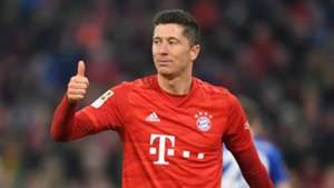 Bayern record 34-year Bundesliga high as Lewandowski matches Gerd Muller goal feat