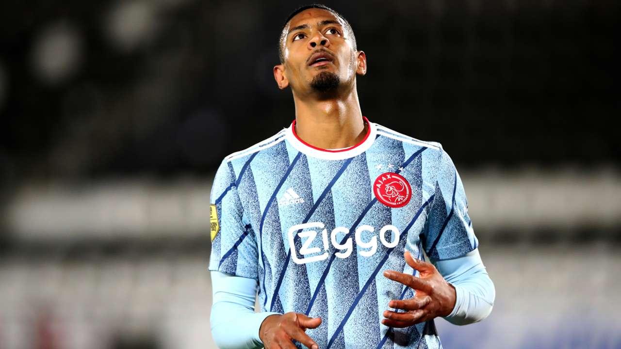 Sebastien Haller Ajax 2020-21
