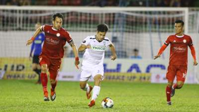 Tran Minh Vuong vs Matias Jadue HAGL Ho Chi Minh City V.League 2019