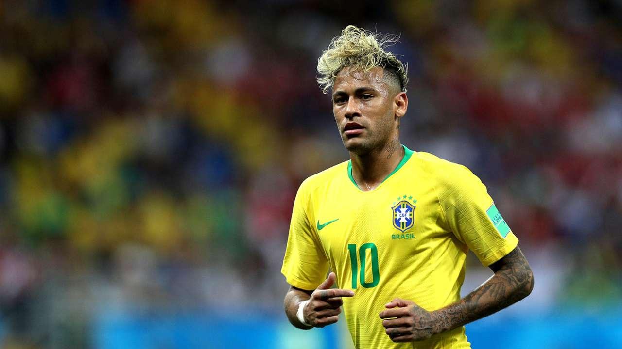 Brazil Neymar World Cup 2018