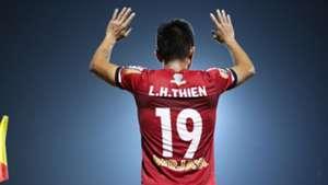 Le Hoang Thien Nam Dinh vs Ho Chi Minh City FC Round 23 V.League 2019