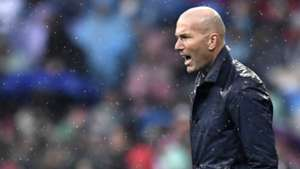 Zinedine Zidane Real Madrid Villarreal