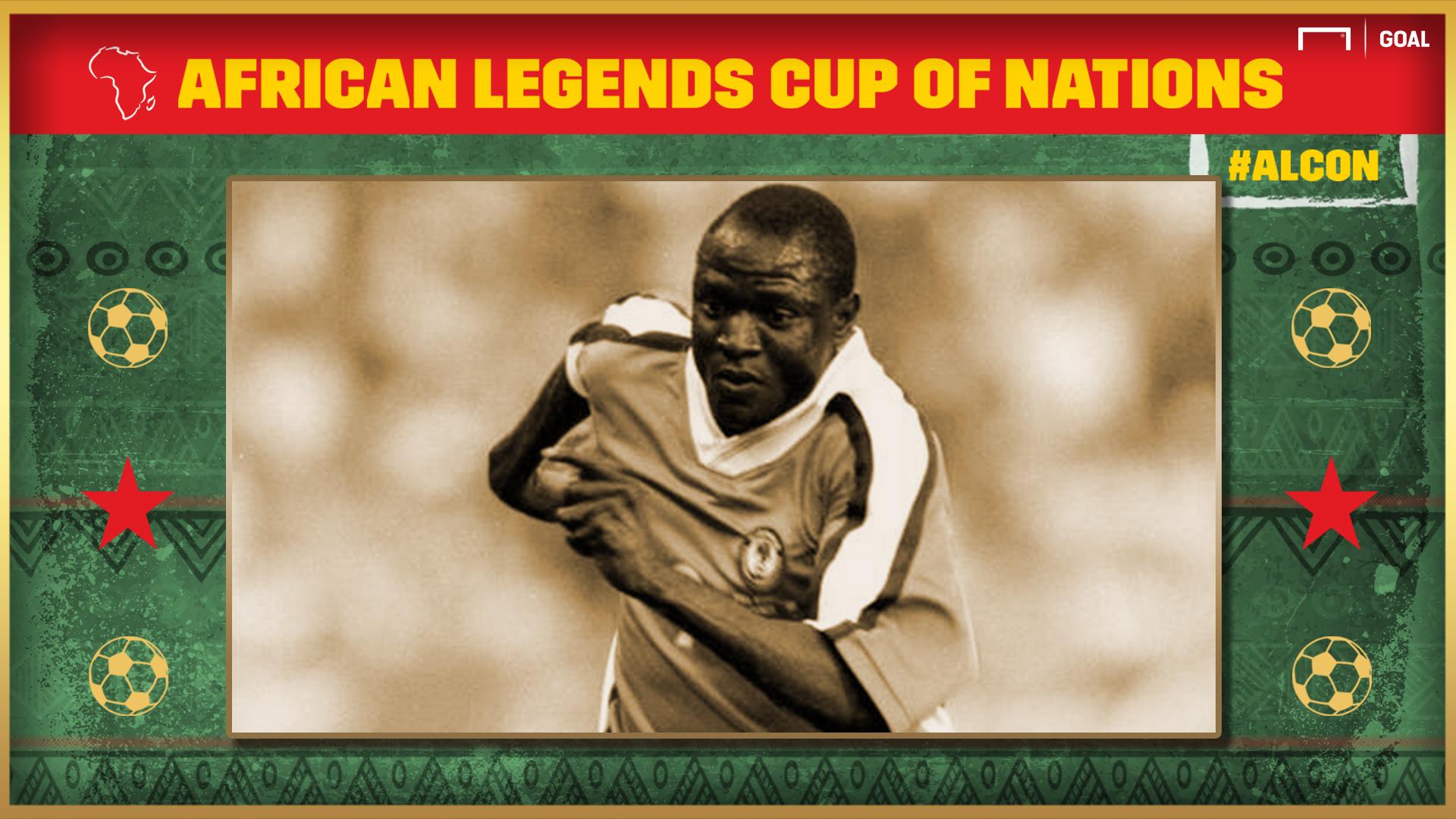 The Bull of Kaduna, Little Ronaldo, the Egyptian Messi: African football's greatest nicknames