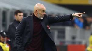 Stefano Pioli AC Milan 2019-20