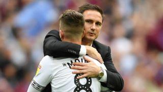 Frank Lampard Mason Mount Derby County 2018-19