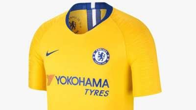 Chelsea deplasman formasi 2018/2019