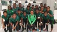 Super Falcons off to Algeria