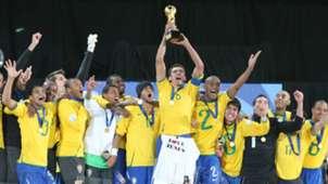 Lúcio Brasil campeão Copa das Confederações 2009