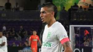 Daniel Muñoz capitán Atlético Nacional 2020