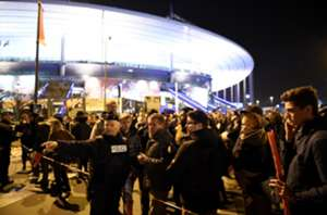 Paris Stade de France November 13 Terror Attacks
