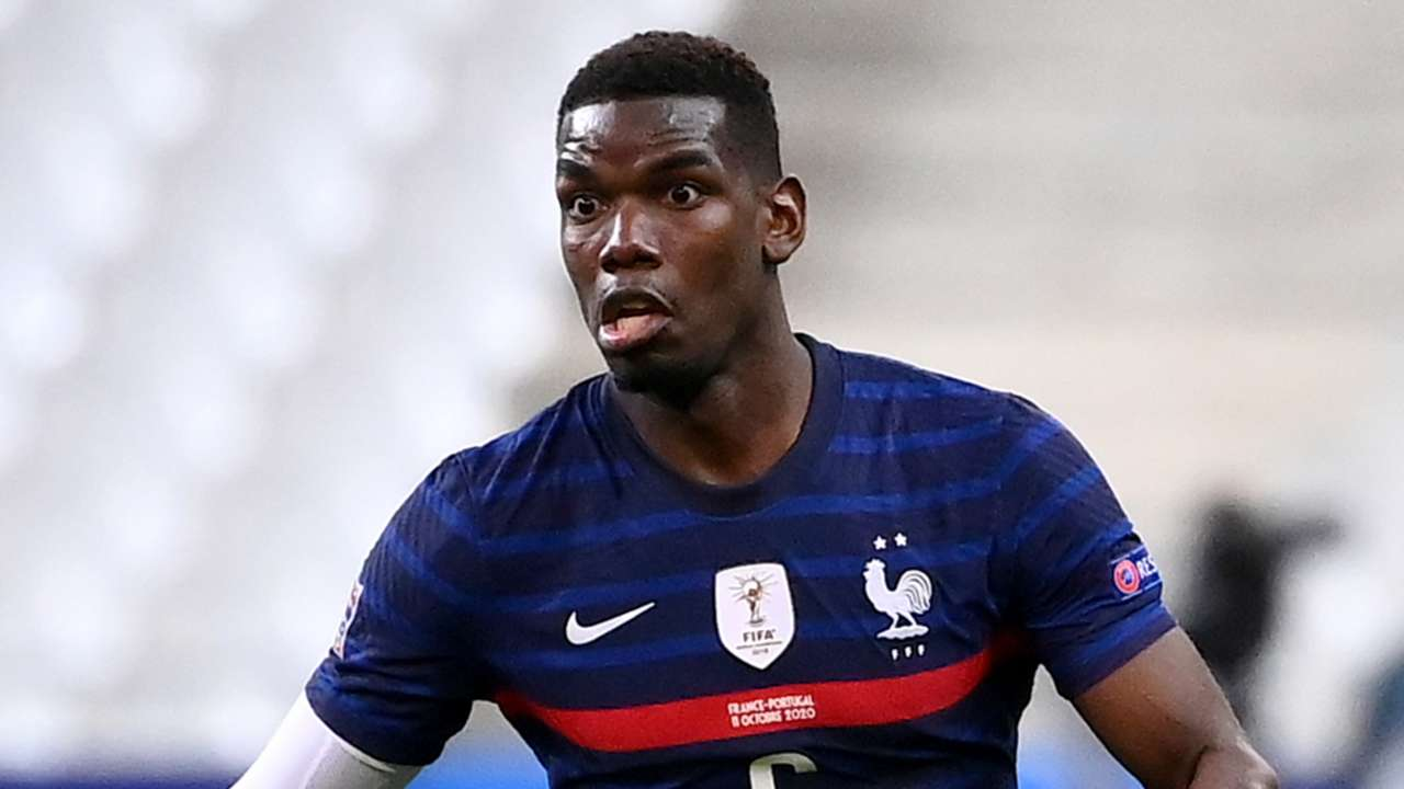 Paul Pogba, France 2020