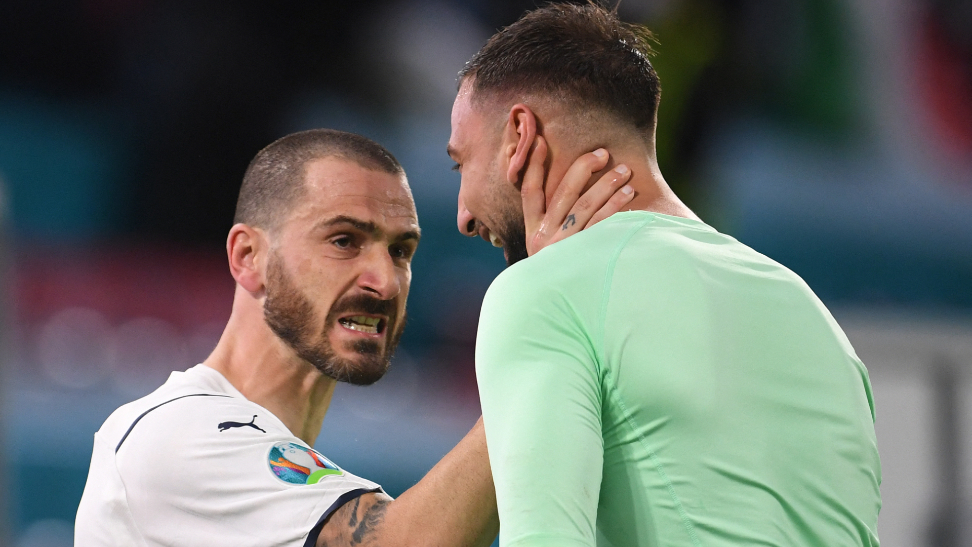 'The heart of Italians!' - Bonucci thrilled after 'dominating' Belgium en route to Euro 2020 semi-final