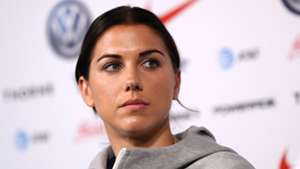 What is Alex Morgan's net worth and how much does the USWNT star earn?