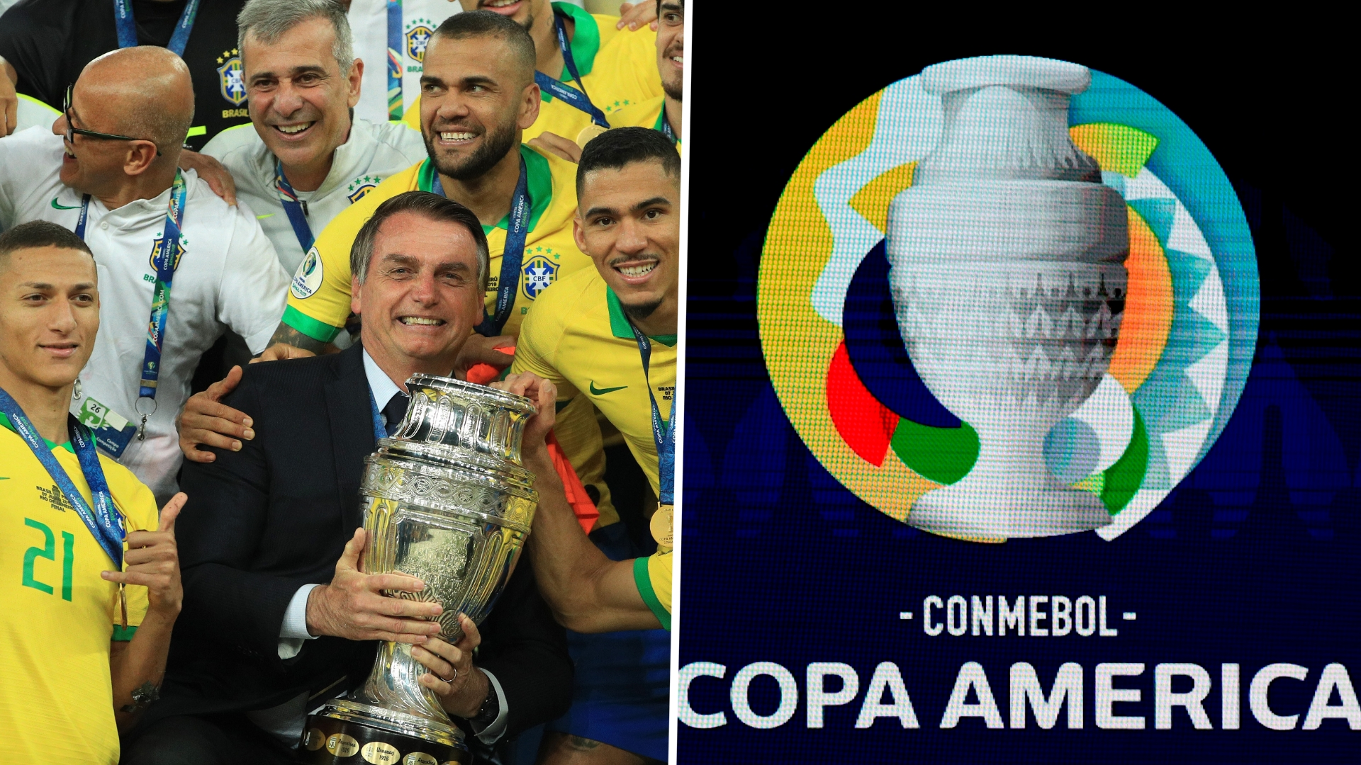 Copa America 2021: Why Brazil was chosen to host & which stadiums will games be played in?