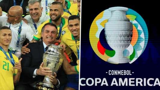 How to watch Brazil vs Venezuela in the Copa America 2021 from India?   Goal.com