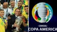 Brazil Copa America Jair Bolsonaro
