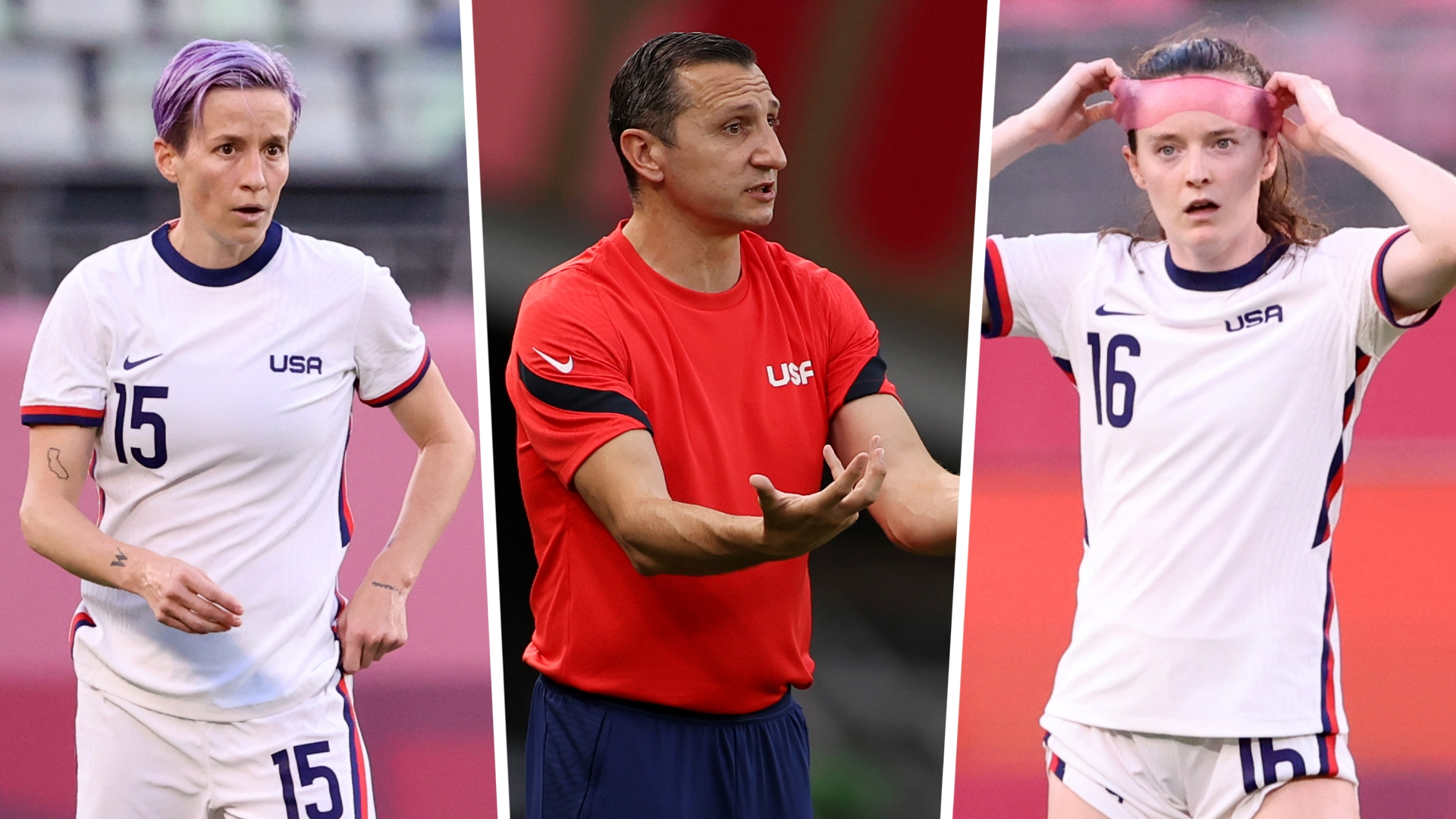 Why were the USWNT so bad in the Olympics group stage?