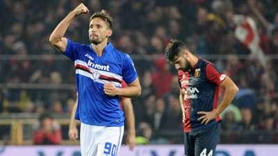 Gaston Ramirez Genoa Sampdoria