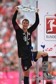 Manuel Neuer Bayern Munchen