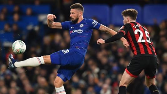 TRỰC TIẾP Chelsea vs Bournemouth. Trực tiếp bóng đá. Trực tiếp Ngoại Hạng Anh | Goal.com