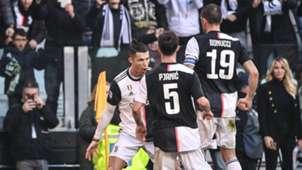 Cristiano Ronaldo - Juventus Fiorentina 2020