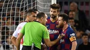 Lionel Messi Barcelona 06-10-2019