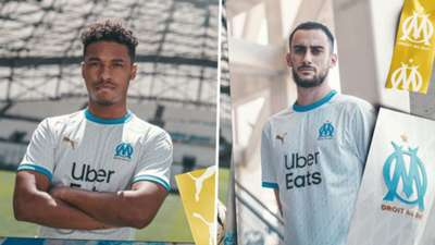 Olympique Marseille - Home Kit 2020/21