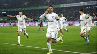 Ozan Kabak Wolfsburg v Schalke 12182019