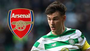 Kieran Tierney Celtic Arsenal