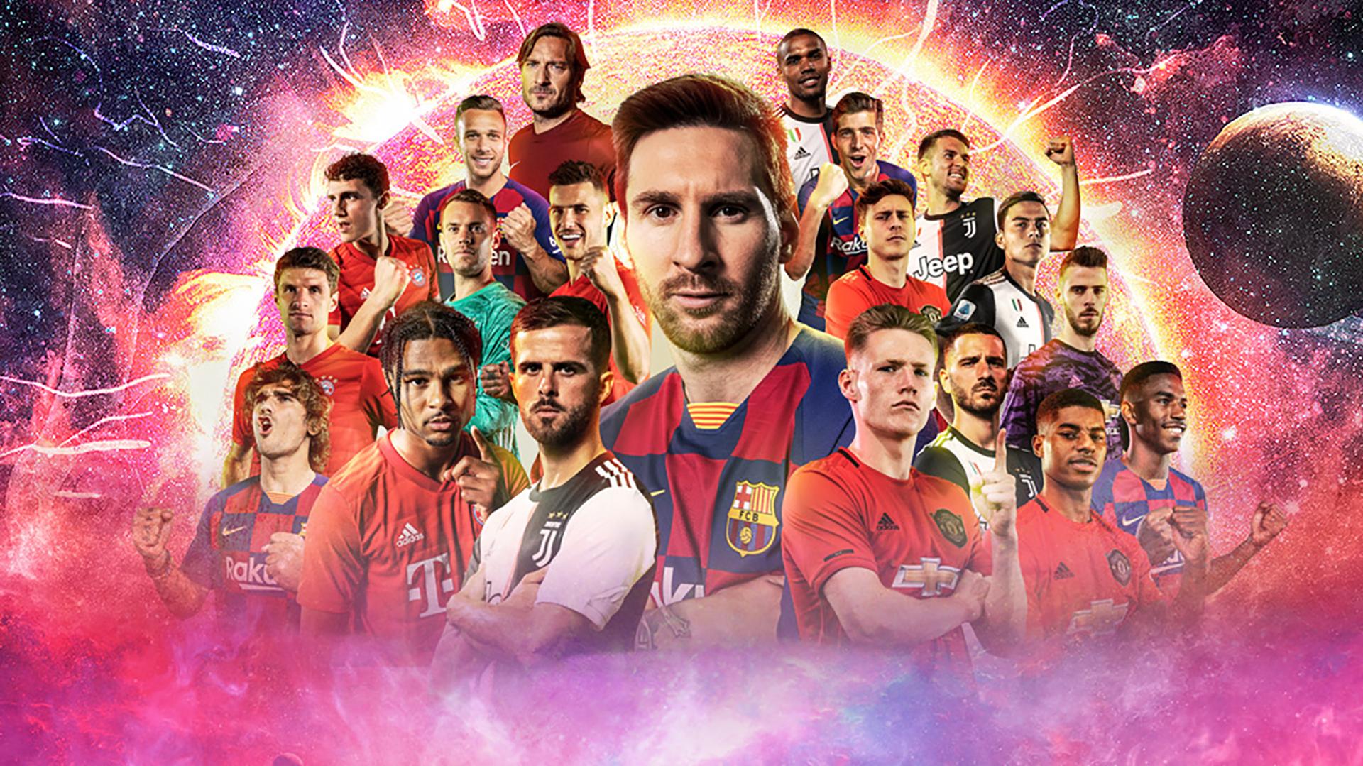 PES 2020 - Qui sont les meilleurs joueurs et quelles sont les meilleures équipes ?
