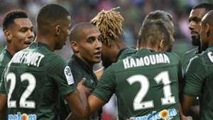 Wahbi Khazri, Saint Etienne vs. Guingamp, Ligue 1, August 11