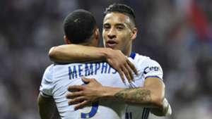 Memphis Depay, Lyon - Lorient, 08042017