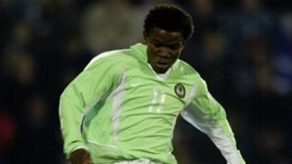 Pius Ikedia of Nigeria
